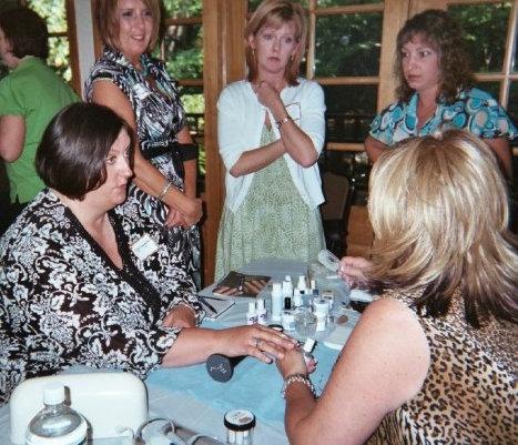2008 - Lynn Bush, Jean Ann T. & Robin R. w:Vicki P