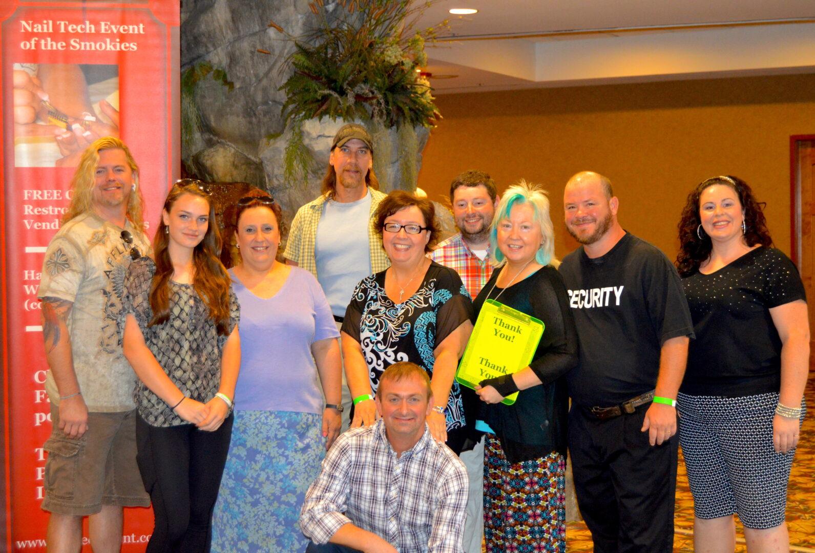 2015 Event Team