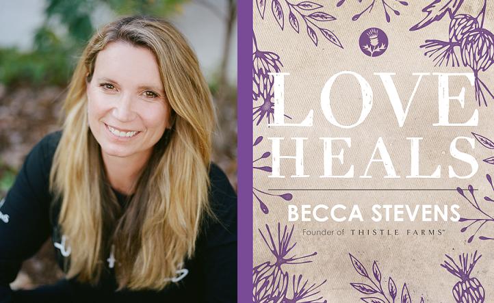 Love Heals book