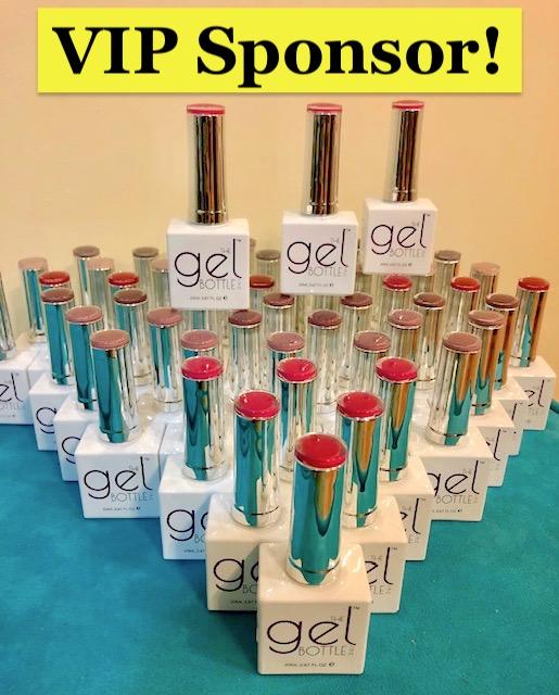 2021 VIP Sponsor The Gel Bottle