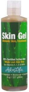 2021 Aloe Life Skin Gel