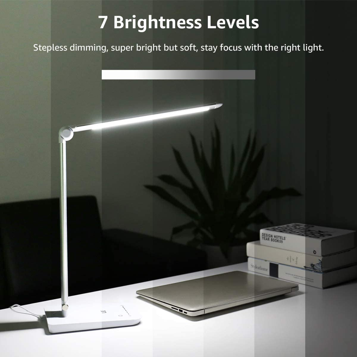 2021 Dimmable Desk Lamp lED