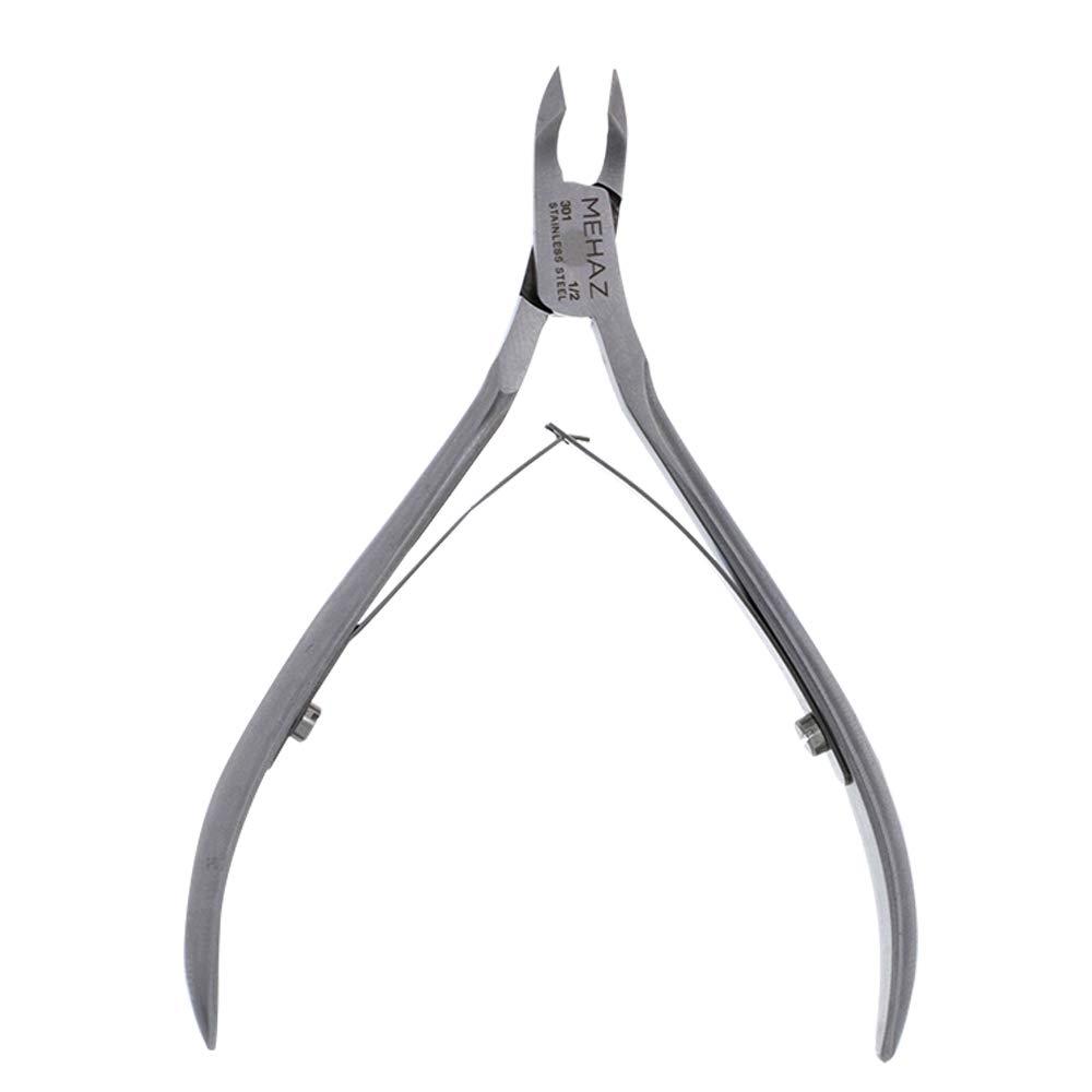 2021 Mehaz cuticle nipper 300 1:2 jaw 4 handle