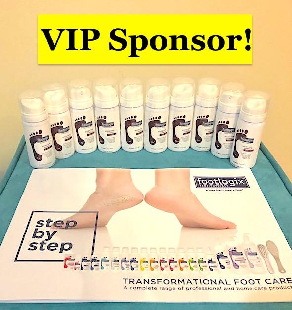 2021 VIP Sponsor Visage Prof. Supply